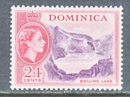 DOMINICA  152  *   BOILING LAKE - Dominica (...-1978)