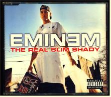 Single CD  -  Eminem  -  The Real Slim Shady  -  Von 2000 - Rap & Hip Hop