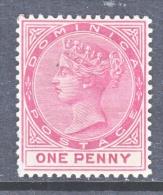 DOMINICA  19   *   Wmk 2 - Dominica (...-1978)