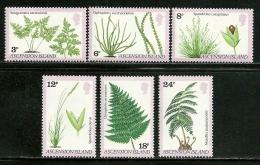 """Ascension       """"Plants""""       Set     SC# 251-56   MNH** - Plants"""