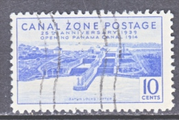 CANAL ZONE  127   (o)