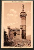 CPA St-Ambroix, La Chapelle Du Dugas - Saint-Ambroix