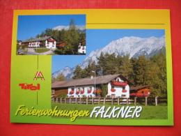 Ferienwohnungen FALKNER Obsteig - Österreich