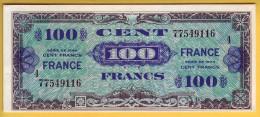BILLET FRANCAIS - BILLET DU TRESOR - 100 Francs (verso France) - - Treasury