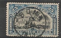 CONGO Nr 57 Cote 0.50 T14 - 1894-1923 Mols: Oblitérés