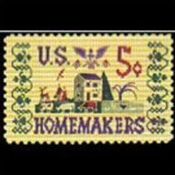 U.S.A. 1964 - Scott# 1253 Farm Scene Set Of 1 MNH (XI774) - United States