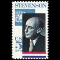 U.S.A. 1965 - Scott# 1275 Adlai E.Stevens Set Of 1 MNH (XJ416) - United States