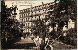 MORB62 – CPA – Hyères-les-Palmiers – Ca 1920' - Hyeres