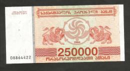 [NC] GEORGIA - 250000 LARI (1994) - Georgia