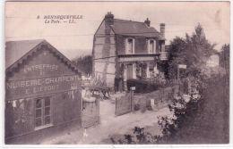 8 - HENNEQUEVILLE -la Poste - Ed. L L - France