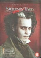 SWEENEY TODD - DVD - Tim BURTON - Johnny DEPP - Comedias Musicales