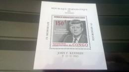 Democratische Republiek - République Démocratique Du Congo N° 572 A John Kennedy - Neufs