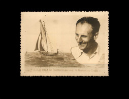 """44 - LE CROISIC - Photo - Le 7 Juillet 1952 LE TOUMELIN Ramène """"Le Kurun"""" Au CROISIC - Bateaux"""