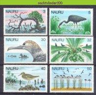 Nbm0140 FAUNA VOGELS BIRDS VÖGEL AVES OISEAUX NAURU 1978 PF/MNH # - Birds