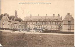 CPA - SEINE ET OISE - Le Château Des MESNULS - - Montfort L'Amaury