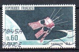 FRANCE. N°1476 Oblitéré De 1966. Satellite. - Space