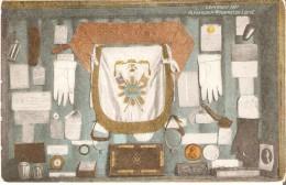 US FREEMASONRY : Personal Masonic Belongings Of George Washington (collection Of The Alexandria Lodge). - Philosophy