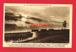 Meuse - FLABAS -  Les Combats Du BOIS DES CAURES  (février 1916)....Ordre...JOFFRE..... - France