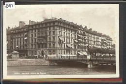 GENEVE - HOTEL DE RUSSIE - TB - GE Ginevra