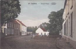 Casteau - Grand Place - Brugelette