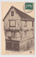 COGNAC EN 1914 - VIEILLE MAISON DU XVe SIECLE - BEAU CACHET - Cognac