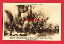 Meuse - FLABAS -  Les Combats Du BOIS DES CAURES  (février 1916).....  Avalanche De Mitraille.... - France