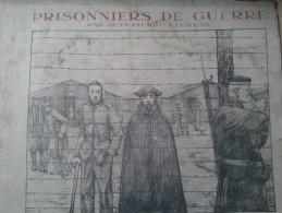 LA GRANDE GUERRE (14/18) : PRISONNIERS DE GUERRE PAR JEAN-PIERRE LAURENS - Historical Documents