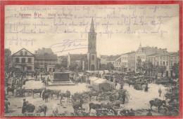 Polska - Polen - Poland - BRIESEN - WABRZEZNO - Markt Mit Kirche - Feldpost - Westpreussen