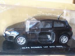 EDICOLA  ALFA ROMEO 147 GTA  scala 1/43
