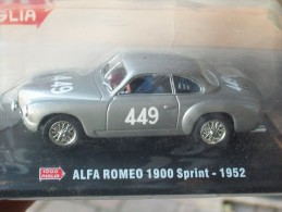EDICOLA  ALFA ROMEO 1900 SPRINT scala 1/43