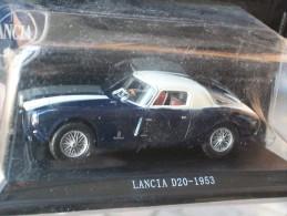 EDICOLA  LANCIA  D-20  scala 1/43
