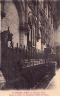 La Grande Trappe Pres Mortagne-stalles Du Choeur Des Religieux Et Buffet De L'orgue - Sonstige Gemeinden