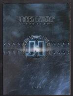 7437 -  Johnny Hallyday      Programme  Tournée  Des  Stades - Programmes