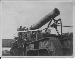 Somme ALVF Artillerie Lourde Sur Voie Férrée Camouflée 1 Photo De Presse 1914-1918 14-18 Ww1wwI Wk - Guerre, Militaire