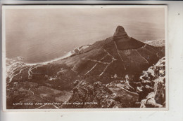 SÜDAFRIKA - KAPSTADT / CAPE TOWN,  Lions Head And Table Bay From Cable Station, 1936 - Südafrika