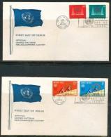 FDC UNO 1969 - Ohne Zuordnung