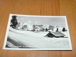 3441 Skigebiet Turracherhöhe Kor Und Rinsennock 2328 M Austria - Unclassified