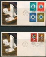 FDC UNO 1972 - New-York - Siège De L'ONU