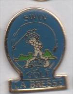 Golf , Swin , La Bresse , Hohneck , Vosges - Golf
