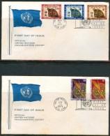 FDC UNO 1971 - New-York - Siège De L'ONU