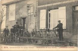 LAVERNOSE LACASSE . CYCLES CLEMENT . .F GEN - France