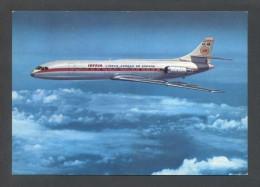 España. IBERIA. *Caravelle X-R* Dep. Legal M. 12816 - 1968. Circulada. - 1946-....: Moderne