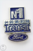 Nº 1 - Ford Transit - Pin Badge #PLS - Ford