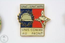 Unc. Uncafn Unis Comme Front - Pin Badge #PLS - Militares