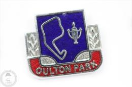 Oulton Park Circuit - Pin Badge #PLS - Pin
