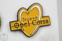 Spanish Advertising: Nuevo Opel Corsa - Pin Badge #PLS - Opel