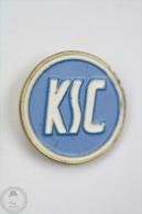 Germany Karlsruher SC - Football Club - Pin Badge #PLS - Fútbol
