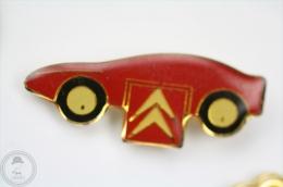 Citröen - Car Pin Badge #PLS - Citroën