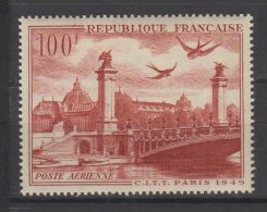 France - PA N° 28 Luxe ** - 1927-1959 Mint/hinged