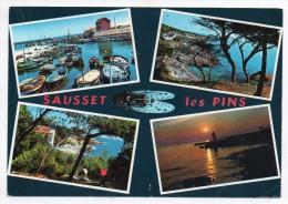 13 - Sausset Les Pins - Multivues - (le Port - Calanques...) - Autres Communes
